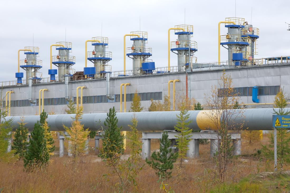 Газоконденсатный промысел №2Уренгойского газопромыслового управления ООО«Газпром добыча Уренгой»