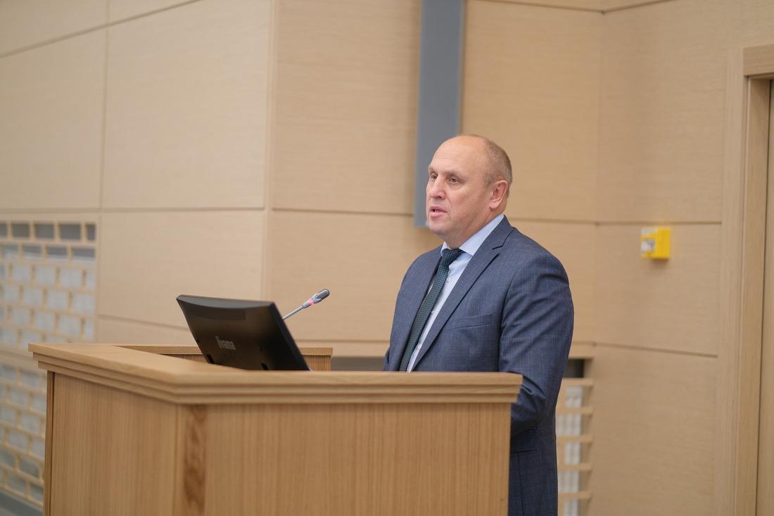 Иван Забаев, председатель Объединенной первичной профсоюзной организации (ОППО) «Газпром добыча Уренгой профсоюз»