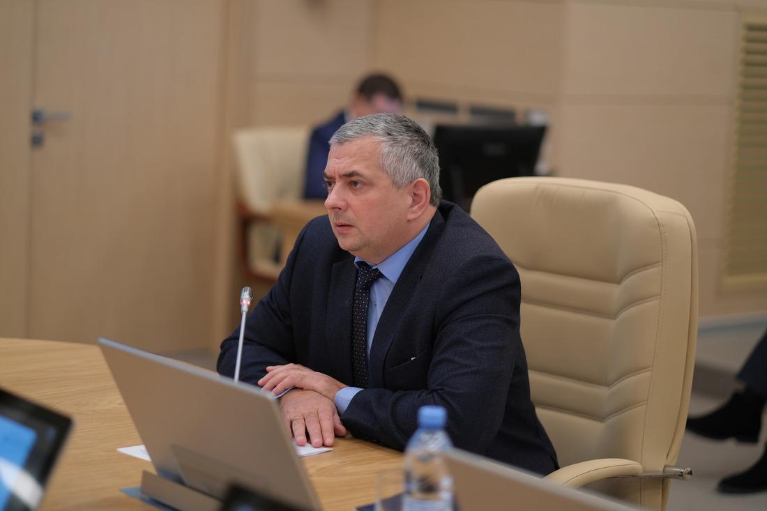 Михаил Ясинский, заместитель главного инженера поохране труда, промышленной ипожарной безопасности ООО «Газпром добыча Уренгой»