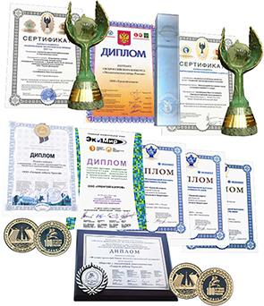 Экологическая политика Экологические награды ООО Газпром добыча Уренгой