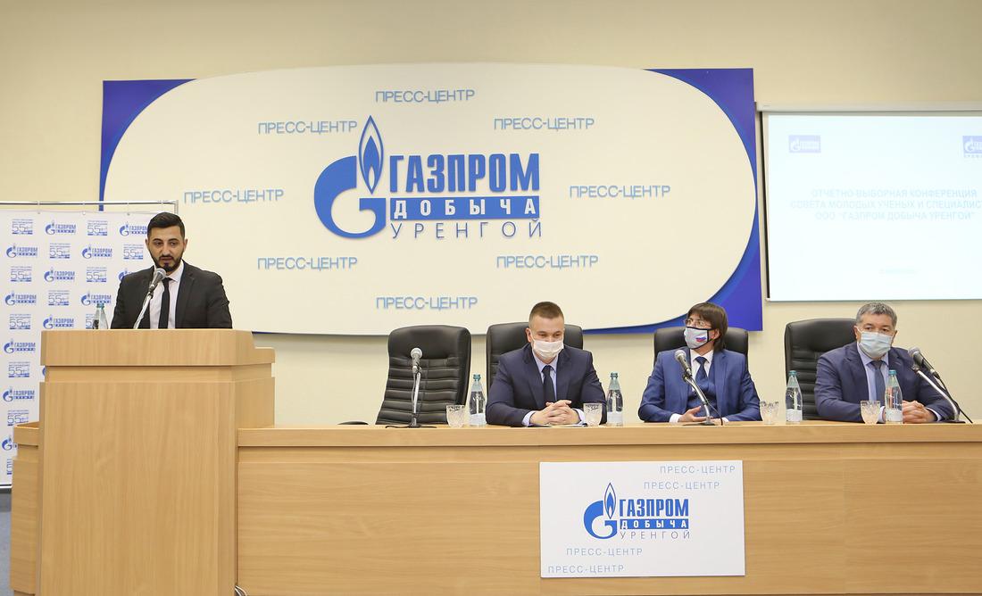 Работа Совета молодых ученых испециалистов запрошлый год признана удовлетворительной