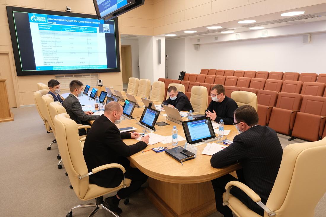 Доклады участников конференции затрагивали самые разные аспекты нефтегазодобывающей отрасли