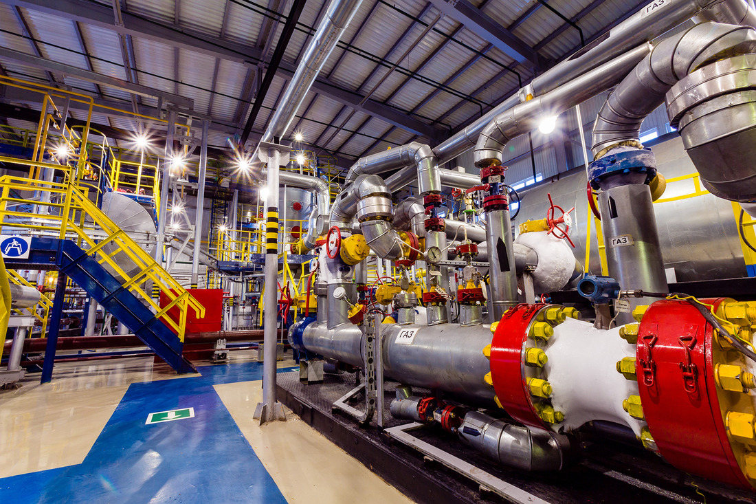 Производственные мощности газоконденсатного промысла №22Газопромыслового управления поразработке ачимовских отложений ООО«Газпром добыча Уренгой»