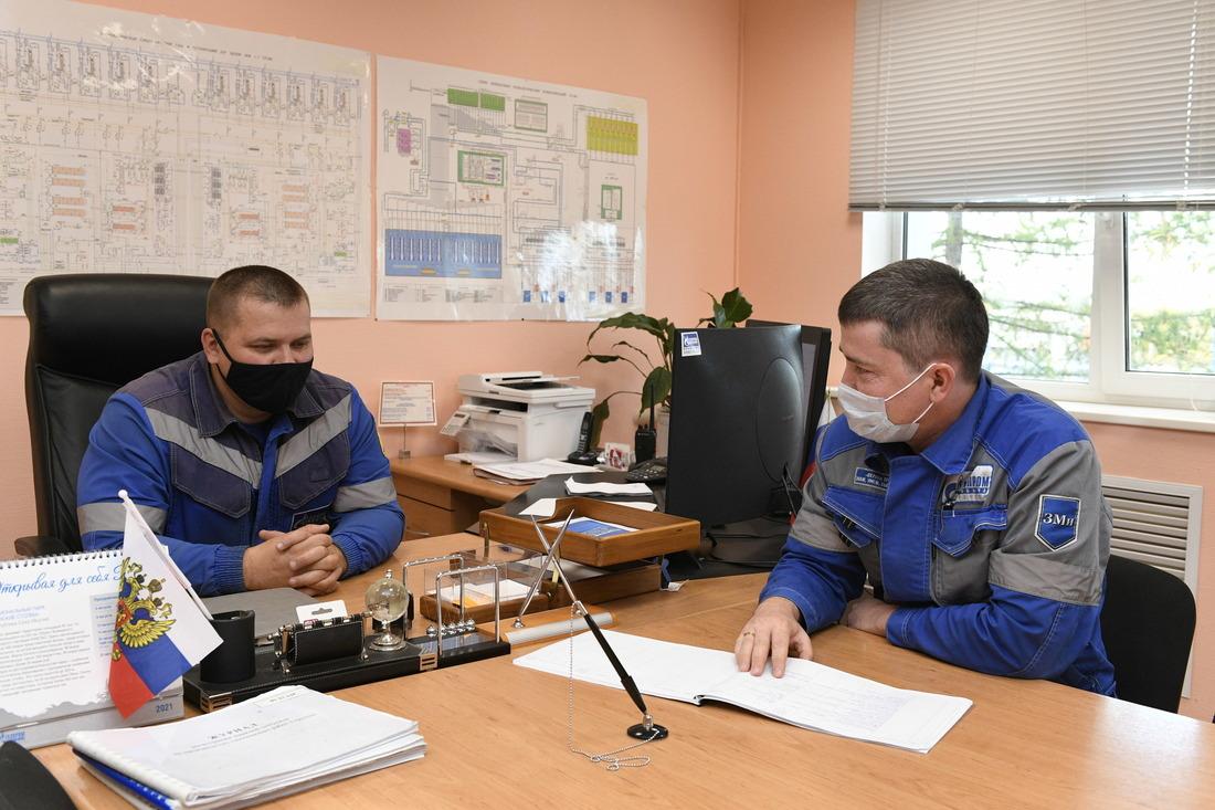 40-летие шестого промысла газодобытчики отмечают вобычном рабочем режиме