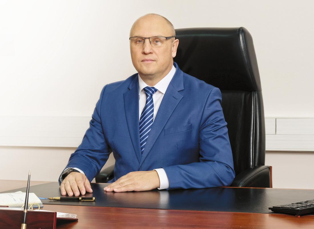 Председатель ОППО «Газпром добыча Уренгой профсоюз» Иван Забаев
