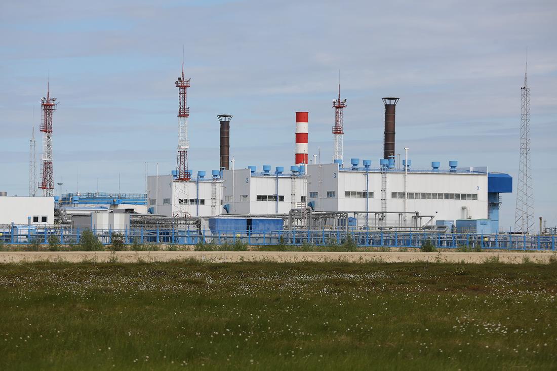 Цехподобыче газа, газового конденсата, нефти №2Нефтегазодобывающего управления ООО«Газпром добыча Уренгой»