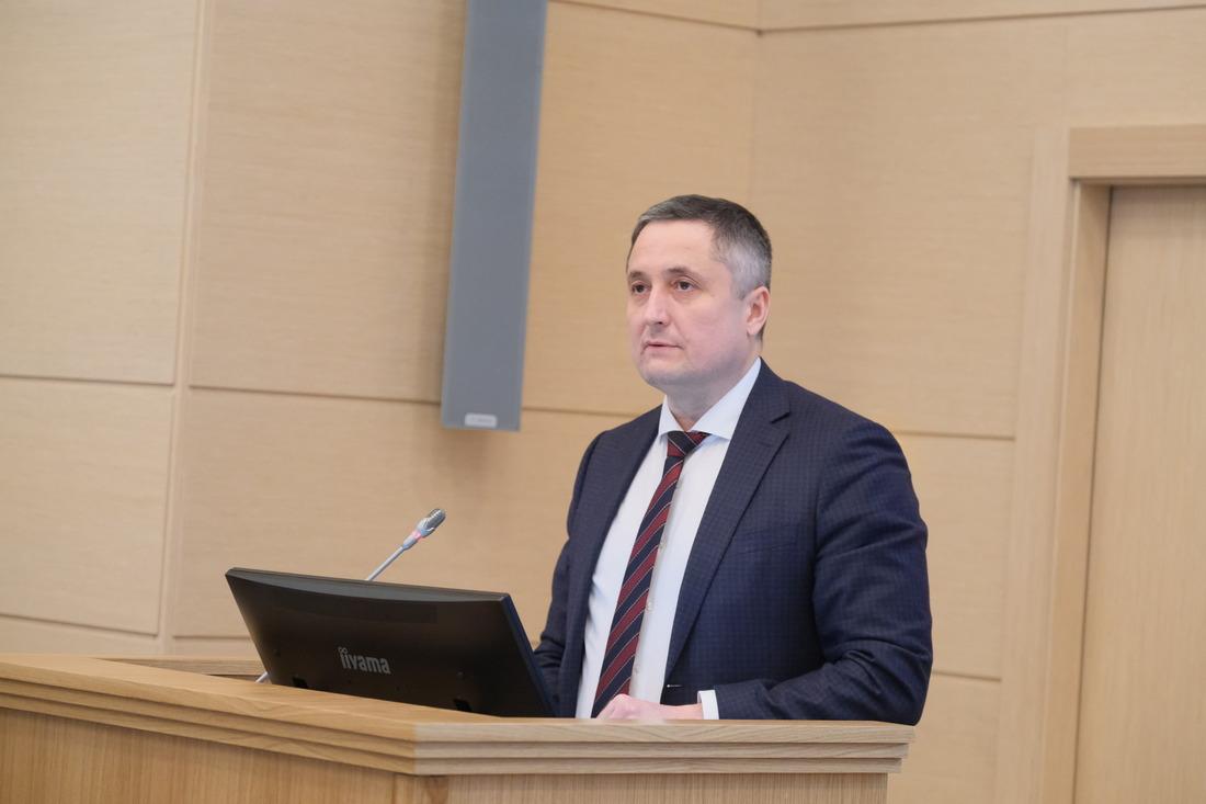 Рустем Калимуллин, начальник отдела охраны труда ООО «Газпром добыча Уренгой»