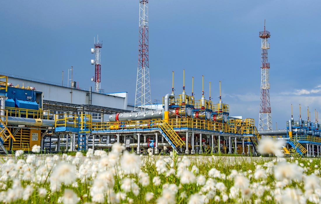 Современный ивысокотехнологичный промысел №22 обеспечивает добычу углеводородов изачимовских отложений