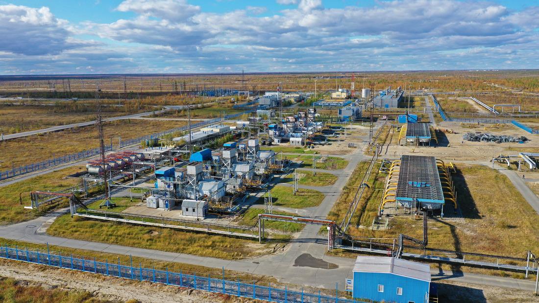 «Шестерка»— пример классического газового промысла