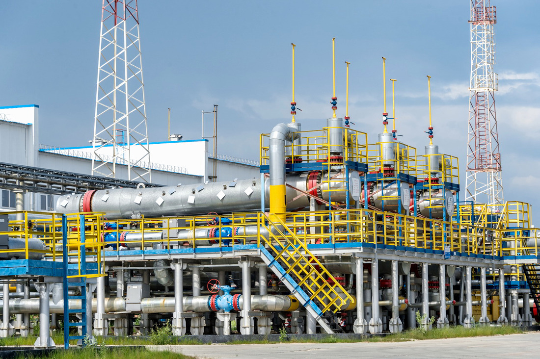 Газоконденсатный промысел №22Газопромыслового управления поразработке ачимовских отложений