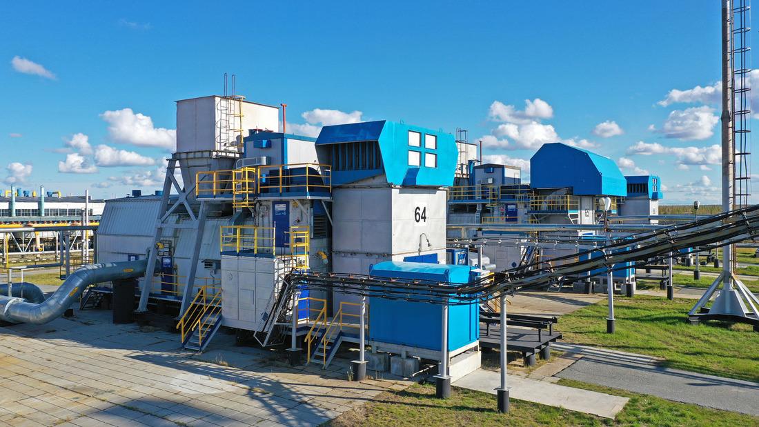 Дожимные компрессорные станции— второе дыхание технологического комплекса