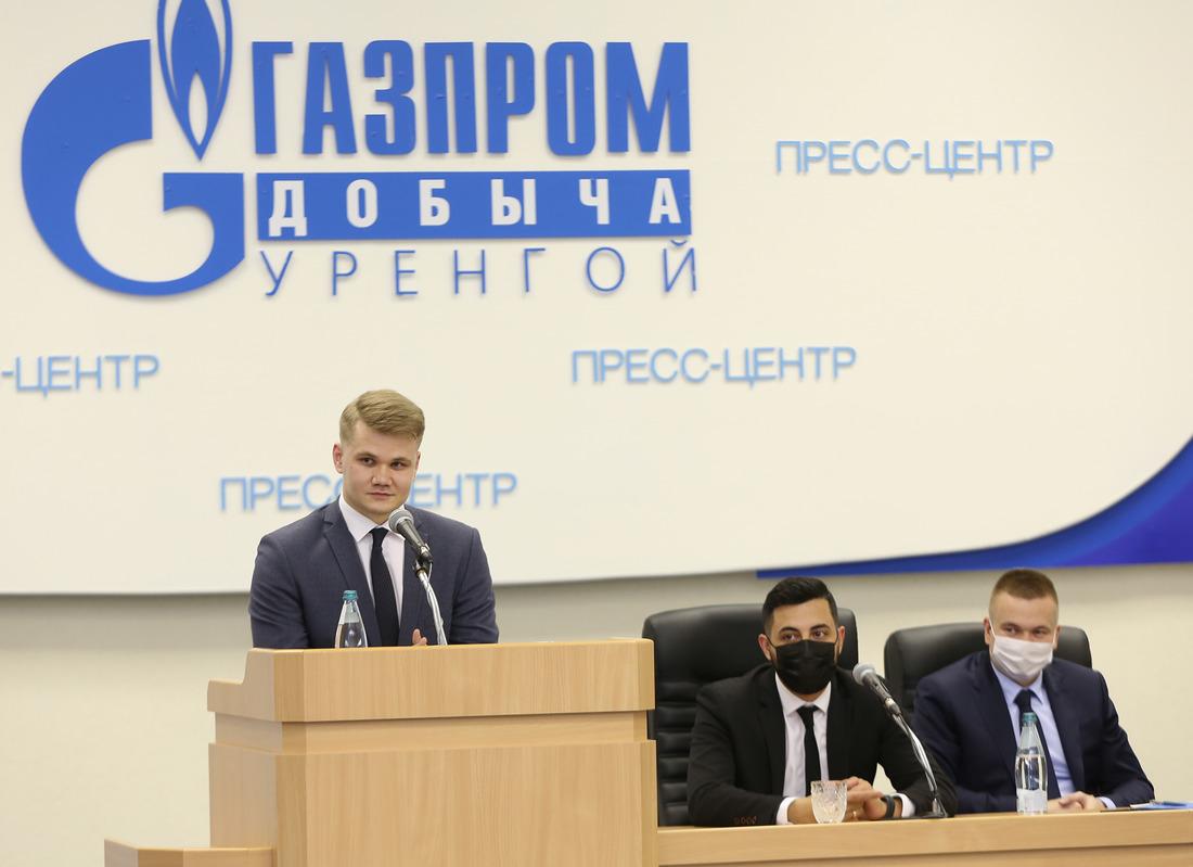 У молодых иактивных работников Общества «Газпром добыча Уренгой» большие планы набудущее